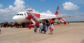 Voli low cost per il Brasile: TAM Airlines