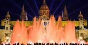 Fontana Magica di Barcellona, gli orari
