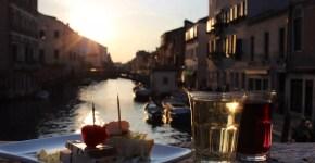 Fondamenta degli Ormesini e della Misericordia a Venezia