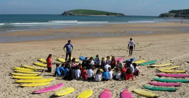 Cantabria, dove fare surf e vela