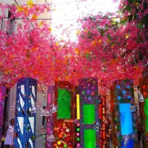 Festa Major de Gracia a Barcellona