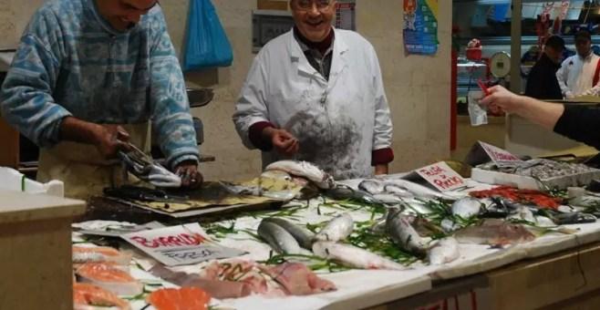 Shopping al Mercato di Santa Chiara a Cagliari