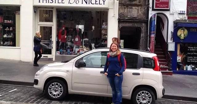 Viaggio low cost in macchina in Scozia: 5 consigli