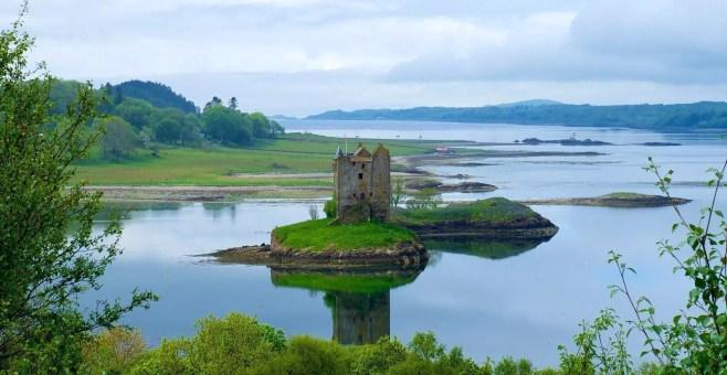 Tour dei castelli in Scozia