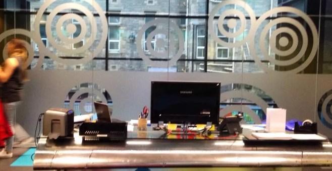 Visita agli uffici di Skyscanner in Scozia