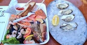 Dove mangiare i frutti di mare a Oban