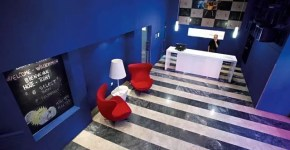 Dormire a Lisbona all'hotel Embaixador