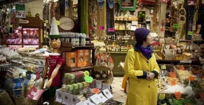 A Firenze, suggestioni nel quartiere di San Lorenzo