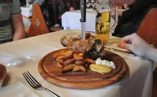 Forsterbrau, dove mangiare e bere a Merano