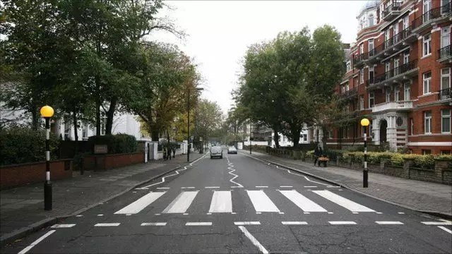 londra-Abbey-Road