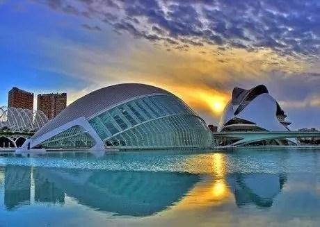 Valencia, tour della Città delle Arti e delle Scienze