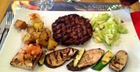 La Scottona a Napoli, non solo pizza in Campania