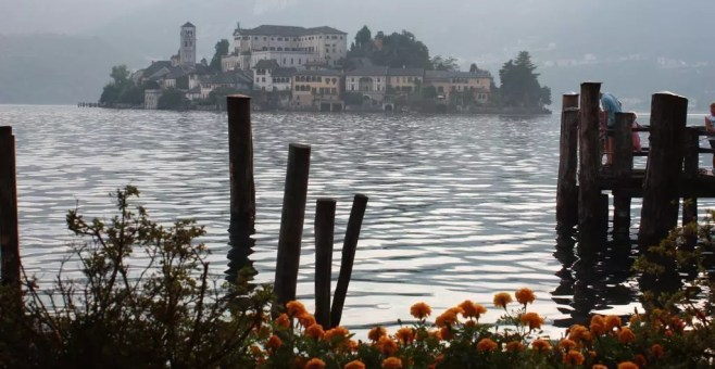 Arrivare al Lago d'Orta da Milano