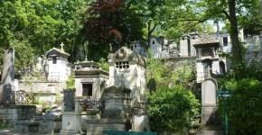 Cimitero di Père-Lachaise di Parigi