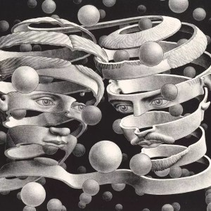 Escher in mostra a Bologna