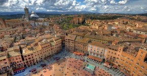 Un weekend rilassante a Siena