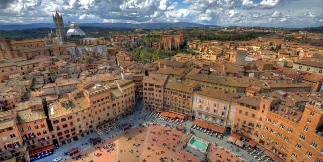 Un weekend rilassante a Siena