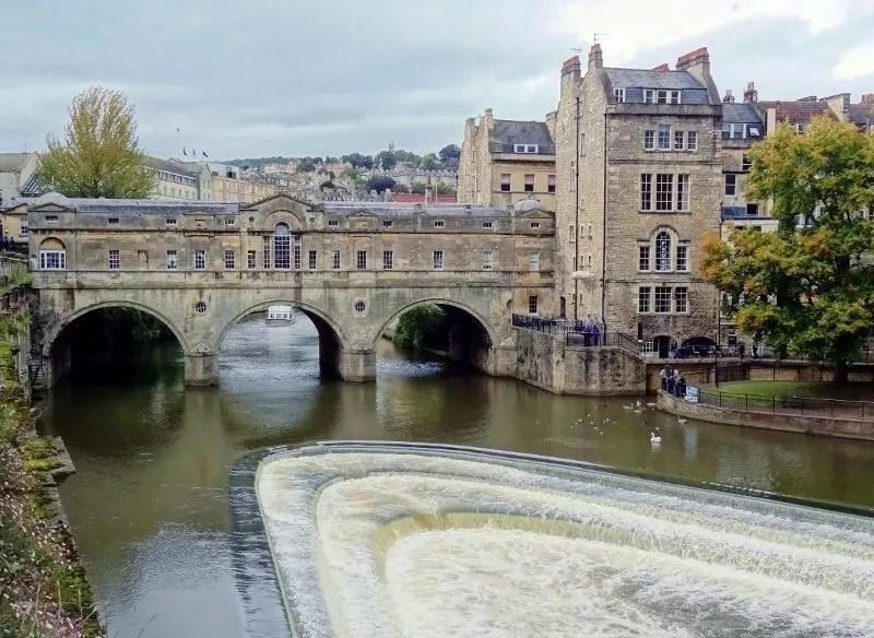 bath-Pulteney Bridge