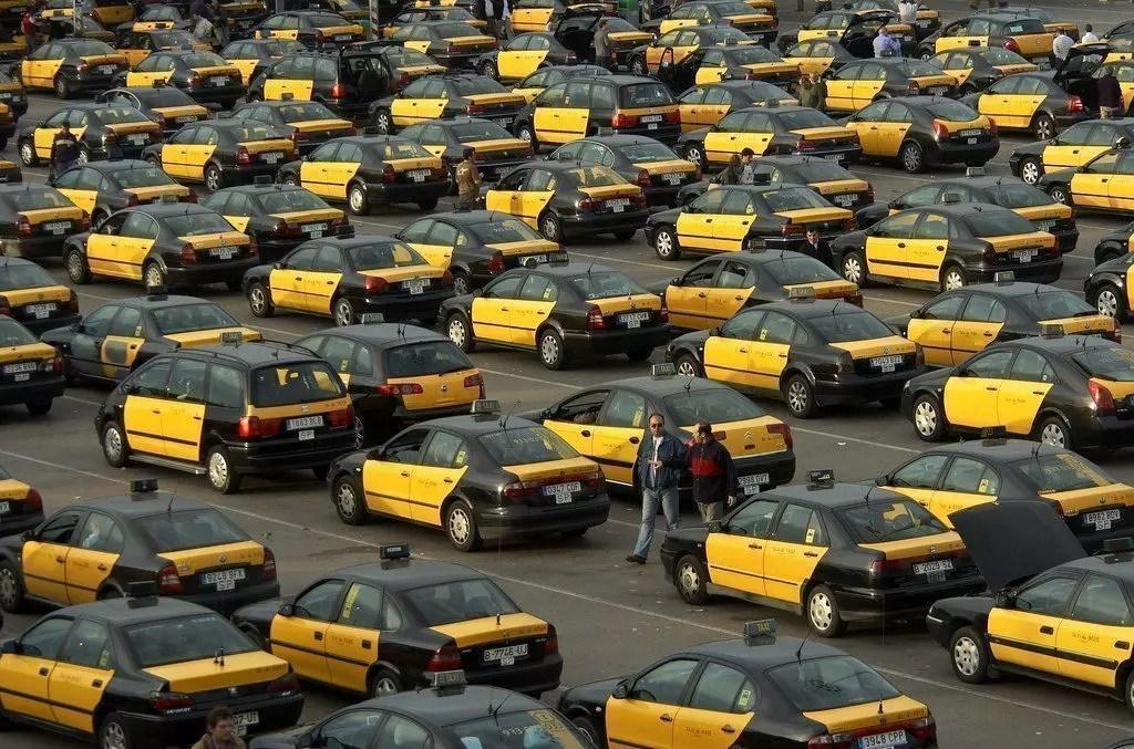 barcellona-taxi