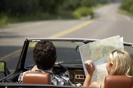 In auto alla scoperta delle colline della Romagna