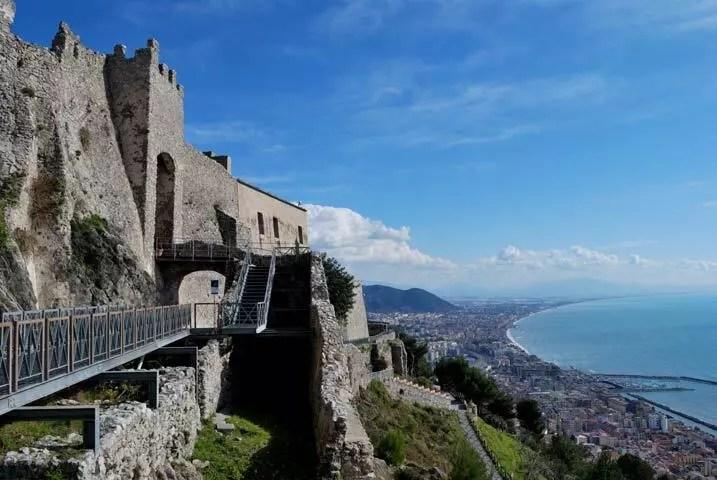 salerno-Castello-Arechi