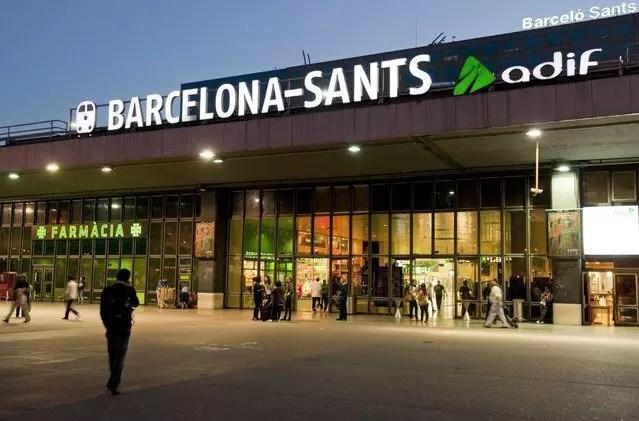 barcelona-Sants Estacio
