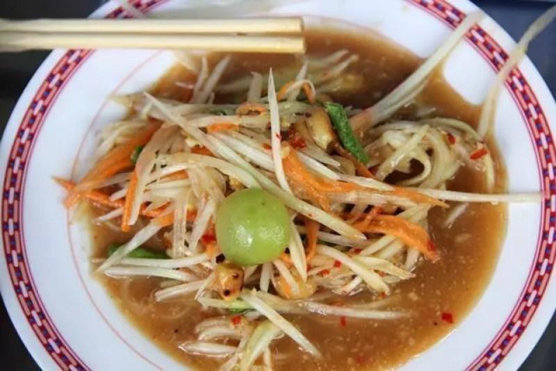 bangkok-Som Tam Malako