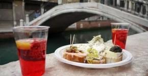 10 bacari per andare per ombre de vin a Venezia