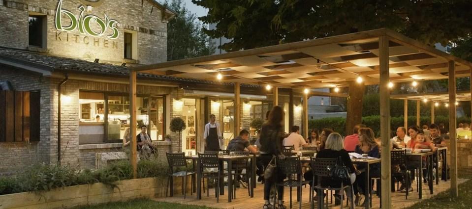 Bio's Kitchen: ristorante vegan a Rimini