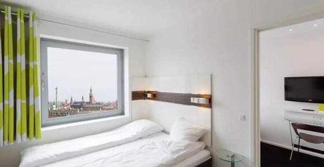 Dove dormire low cost a Copenhagen: Wakeup Copenhagen