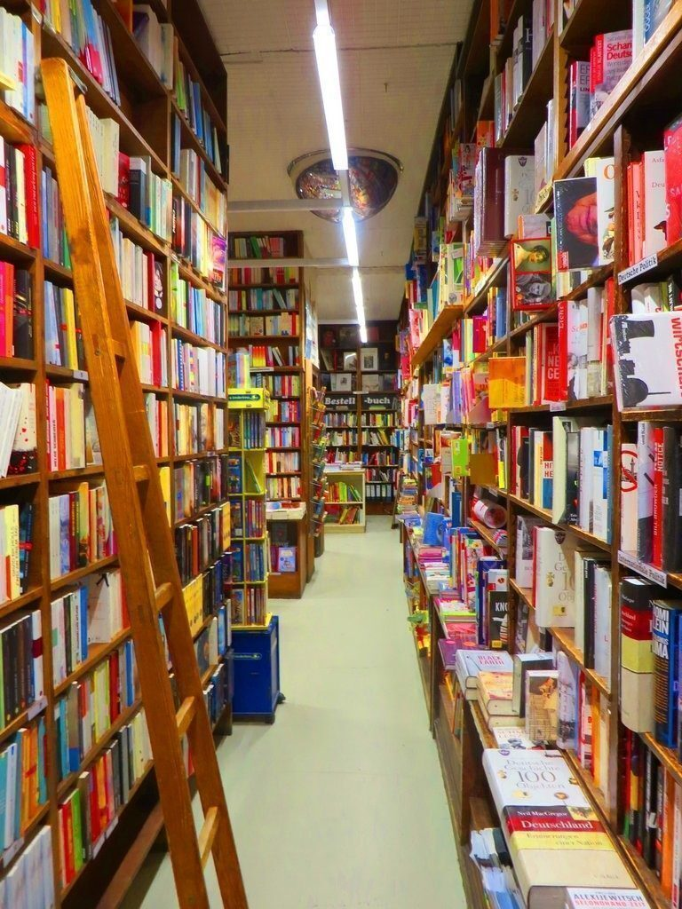 "La libreria ""Schutt"""