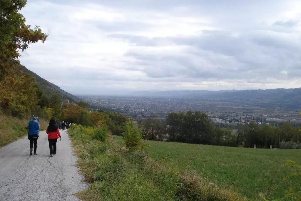 pietralunga-cammino