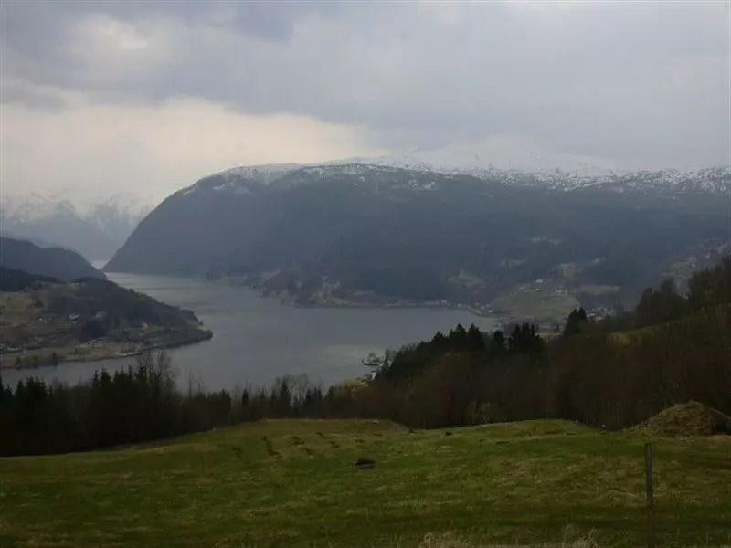 09 panorama da guesthouse Ulvik