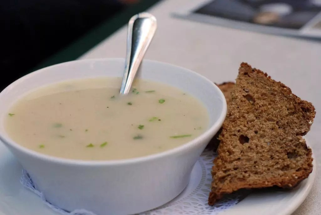 soup e soda bread