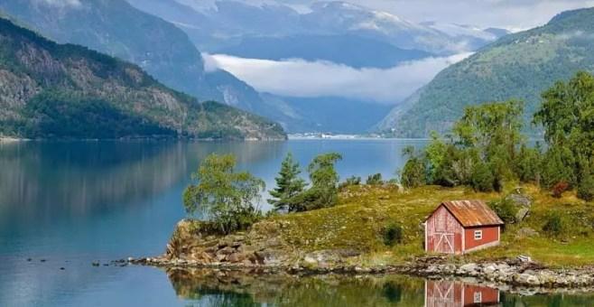 Norvegia, tre villaggi da sogno