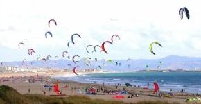 Dove fare kitesurf in Spagna