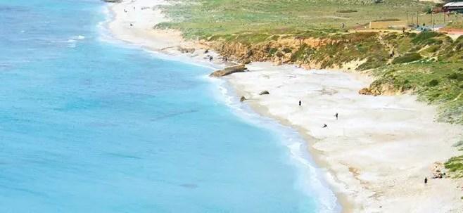 Spiagge del Sinis, la penisola della Sardegna