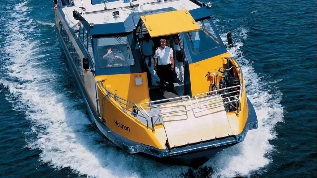 copenaghen-havnebus