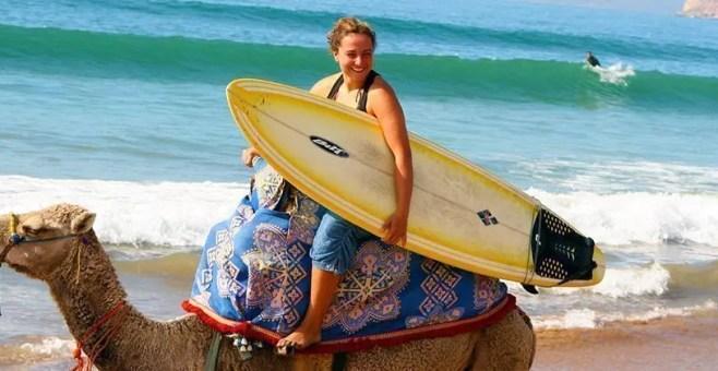 Scuole surf in Marocco, organizza un surf trip