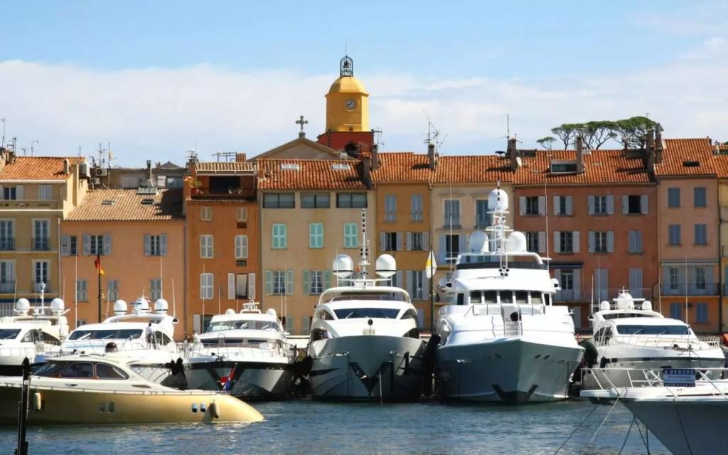 Saint Tropez-porto