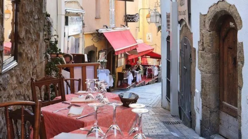 Saint Tropez-vicoli