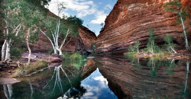 Parco nazionale Karijini, Australia