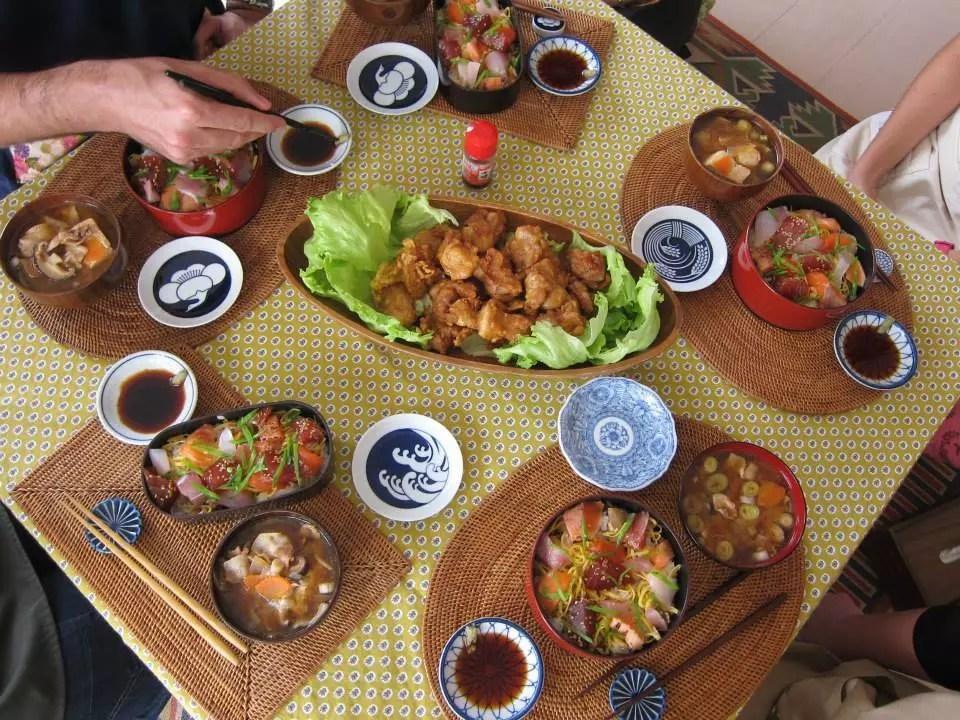 Nagomi Visit-cibo