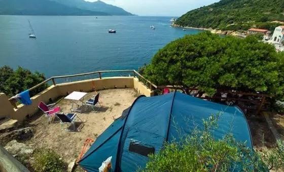 Scopri l'Enfola e il campeggio all'Isola d'Elba