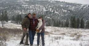Dal Trentino allo Zimbabwe, passando per l'Alaska, la storia di Alessio