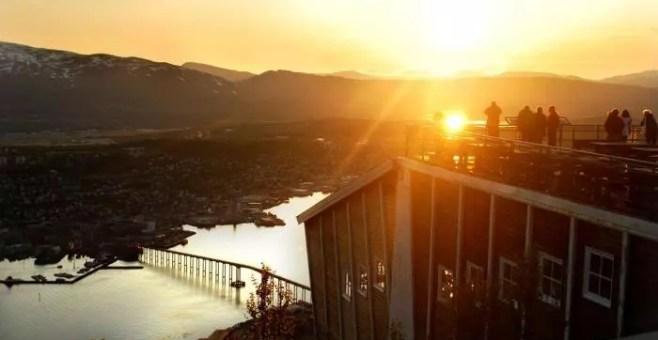 Sole di Mezzanotte in Norvegia, un viaggio estivo