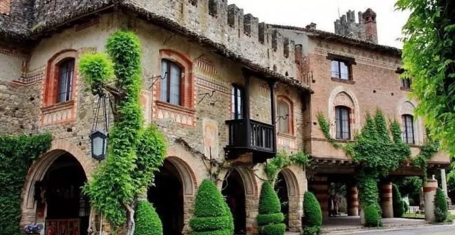 Grazzano Visconti: il borgo medievale da visitare