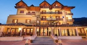 Hotel Serena di Andalo: Family Wellness