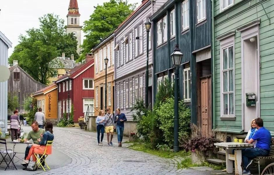 norvegia-trondheim