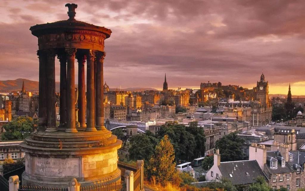 Incontri a Edimburgo Scozia